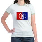 Major League Sail Jr. Ringer T-Shirt
