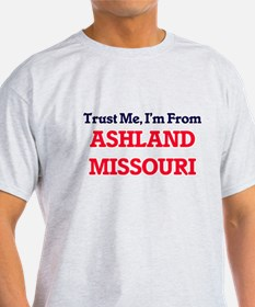 Trust Me, I'm from Ashland Missouri T-Shirt