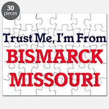 Trust Me, I'm from Bismarck Missouri Puzzle