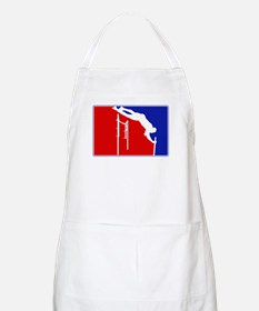 Major League Pole Vault BBQ Apron