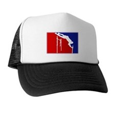 Major League Pole Vault Trucker Hat