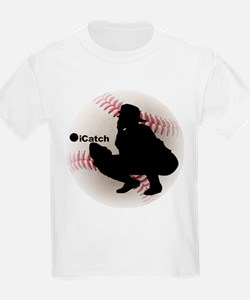 iCatch Baseball T-Shirt