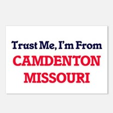 Trust Me, I'm from Camden Postcards (Package of 8)