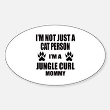 I'm a Jungle-curl Mommy Decal