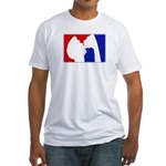 Major League Party Fitted T-Shirt