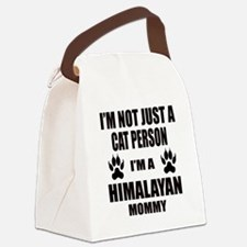 I'm a Himalayan Mommy Canvas Lunch Bag