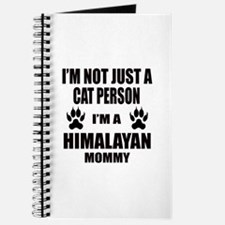 I'm a Himalayan Mommy Journal