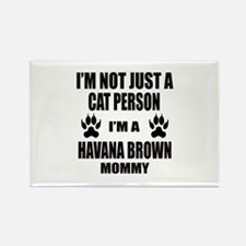 I'm a Havana Brown Mommy Rectangle Magnet