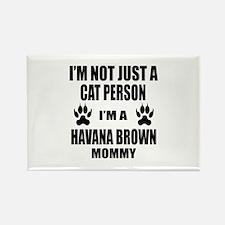 I'm a Havana Brown Momm Rectangle Magnet (10 pack)