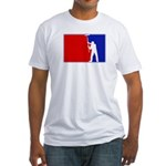 Major League Painter Fitted T-Shirt