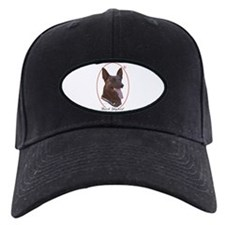 Dutch Shepherd Cameo Baseball Hat