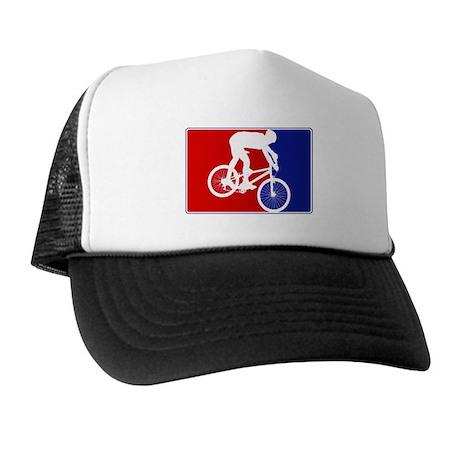 Major League Mountain Biking Trucker Hat
