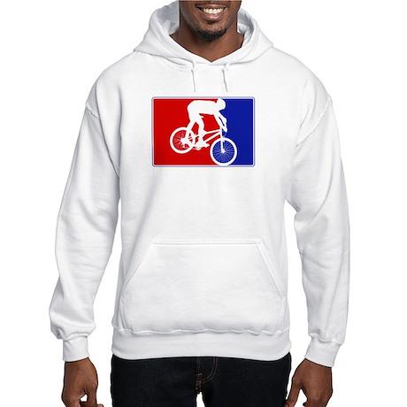 Major League Mountain Biking Hooded Sweatshirt