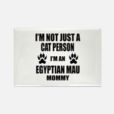 I'm an Egyptian Mau Mommy Rectangle Magnet