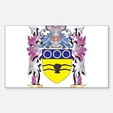Bexon Coat of Arms (Family Crest) Decal