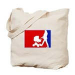 Major League Motherhood Tote Bag