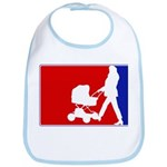 Major League Motherhood Bib