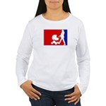 Major League Motherhood Women's Long Sleeve T-Shir