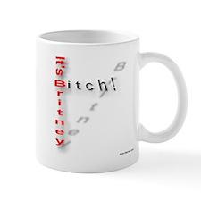 """""""itsbritneybitch"""" Mug"""