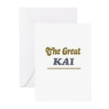 Kai Greeting Cards (Pk of 10)