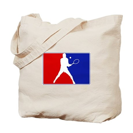 Major League Mens Tennis Tote Bag