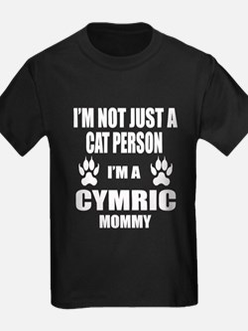 I'm a Cymric Mommy T