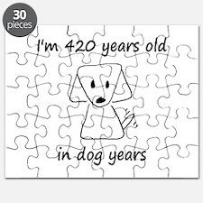 60 dog years 6 - 2 Puzzle