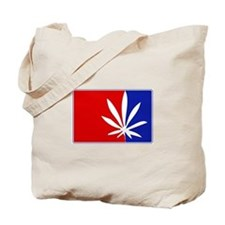 Major League Marijuana Tote Bag