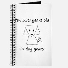 50 dog years 6 - 2 Journal