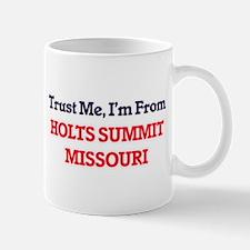 Trust Me, I'm from Holts Summit Missouri Mugs
