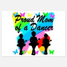 DANCE MOM Invitations