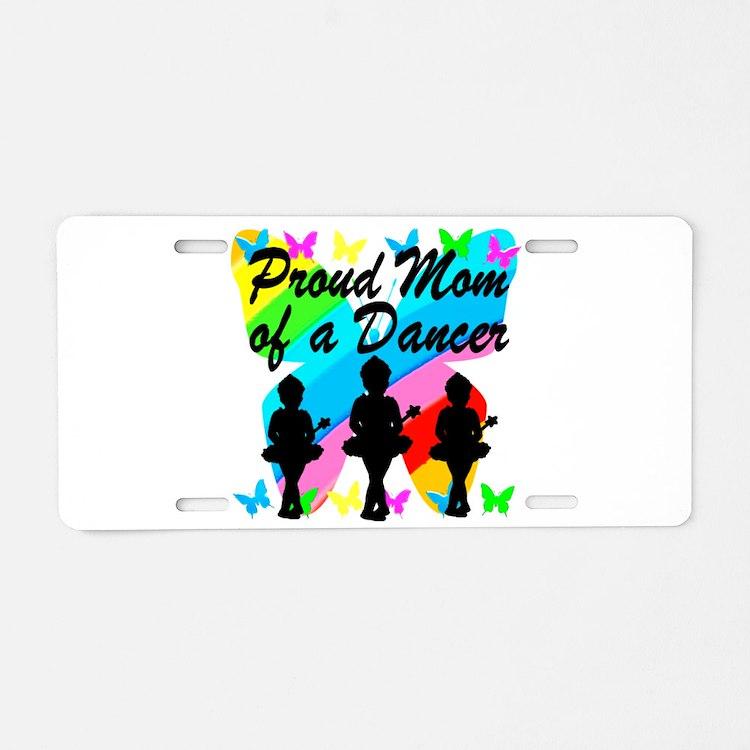 DANCE MOM Aluminum License Plate