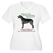 Irish Wolfhound - Commanding Appearance Plus Size