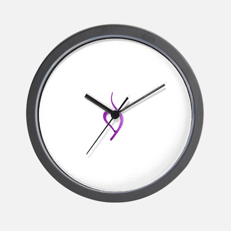 Cute Eating disorders Wall Clock