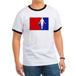 Major League Jump Rope Ringer T