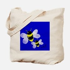 bumble bee art Tote Bag