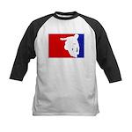 Major League Inline Skating Kids Baseball Jersey
