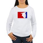 Major League Inline Skating Women's Long Sleeve T-