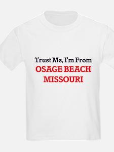 Trust Me, I'm from Osage Beach Missouri T-Shirt