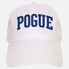 POGUE design (blue) Baseball Baseball Cap