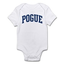 POGUE design (blue) Infant Bodysuit