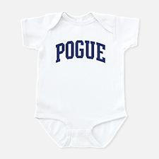 POGUE design (blue) Infant Bodysuit