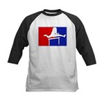 Major League Hurdling Kids Baseball Jersey
