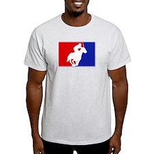 Major League Horse Racing T-Shirt