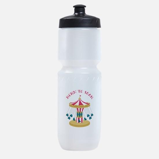 Born To Soar Sports Bottle