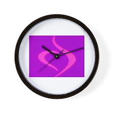 Cute Eating disorders Wall Clock