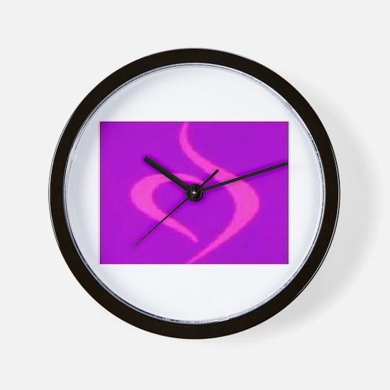 Unique Bulimia Wall Clock