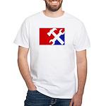Major League Handyman White T-Shirt