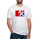 Major League Handyman Fitted T-Shirt