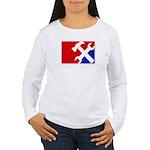 Major League Handyman Women's Long Sleeve T-Shirt